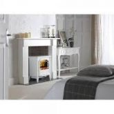 DIMPLEX CVL20N Courchevel Electric Fire With 2kw Fan Heater