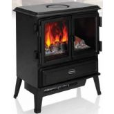 Dimplex OKT20 Oakhurst Compact Traditional Style Electric Fire With Optimyst Effect