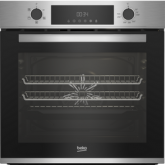 Beko CIFY81X  Stainless Steel Built In Electric Single Oven