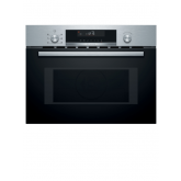 Bosch CMA585GS0B Built In Microwave With Hot Air 60 X 45 in Stainless Steel