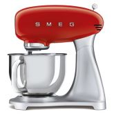 Smeg SMF02RDUK 50`s Style Stand Mixer Red