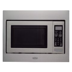 Belling 444442598  BIMW60 integrated microwave oven with grill in Stainless steel