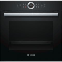 Bosch HBG674BB1B Electronic, Touch TFT, Colour Display, 13 Functions, Softopen/Close