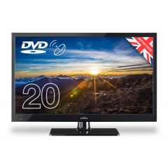 Cello C2020FS 20` HD Led Digital TV With Built In DVD Made In The Uk