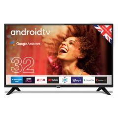 "Cello C3220G 32"" Android TV with Google Assistant - Made in UK"