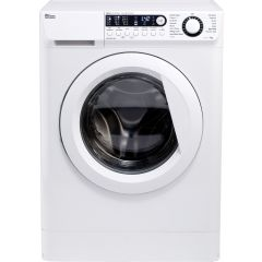 Ebac AWM74D2-WH Cold Fill Only 7Kg 1400 Spin Washing Machine British Made