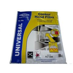 Electruepart FLT3445 Grease Cooker Hood Filter (Ideal For 60Cm Hoods)
