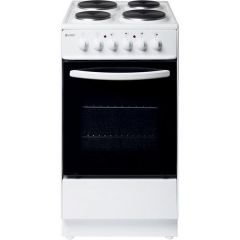 Haden HES50W 50Cm Single Freestanding Oven