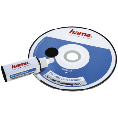 Hama 00044733 CD Lens Cleaner With Fluid