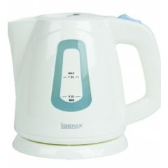 Igenix IG7458 1 Litre Cordless Kettle - A Best Seller
