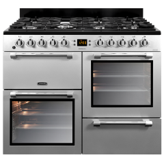 Leisure CK100F232S 100cm Cookmaster Dual Fuel Range Cooker