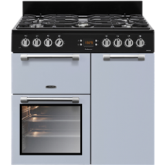 Leisure CK90F232B Cookmaster 90cm Dual Fuel Range Cooker