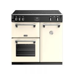 Stoves 444444906 90cm Richmond Deluxe Electric Induction Range Cooker