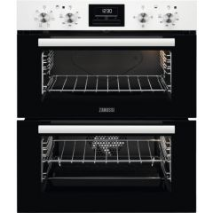 Zanussi ZOF35601WK  Built Under Double Oven