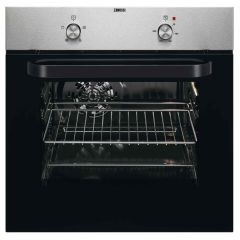 Zanussi ZZB30401XK Single Built In Electric Oven