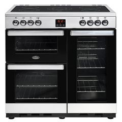 Belling 444444073  COOKCENTRE 90E electric range cooker