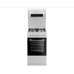 Blomberg GGS9151W 50cm Single Oven Gas Cooker