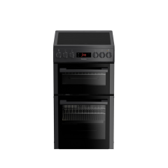 Blomberg HKS951N 50Cm Double Oven Electric Cooker With Ceramic Hob