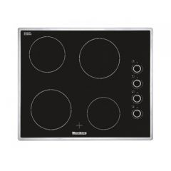 Blomberg MKN24001X Ceramic Hob with side control knobs