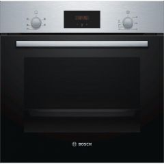 Bosch HHF113BR0B Built In Single Oven with 3D Hotair