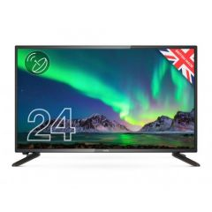 Cello C2420SV 24` HD Led Digital TV With Built In Satellite Tuner