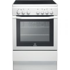 Indesit I6VV2AW 60cm Single Cavity Cooker