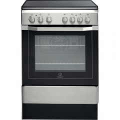 Indesit I6VV2AX 60cm Single Cavity Cooker
