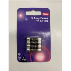 Lyvia 5 AMP 5 Amp Fuses 4Pk