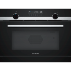 Siemens CP565AGS0B 3-in-1 5 including microwave, hotair and steam