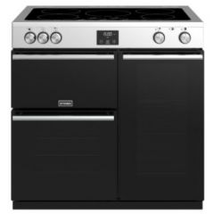 Stoves 444410756 Precision Deluxe 90cm Electric Induction Range Cooker