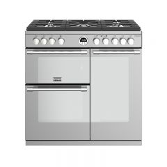 Stoves 444444936 Sterling DX S900G Stainless Steel Gas Range Cooker