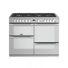 Stoves 444444956 Sterling DX S1100G Stainless Steel Gas Range Cooker