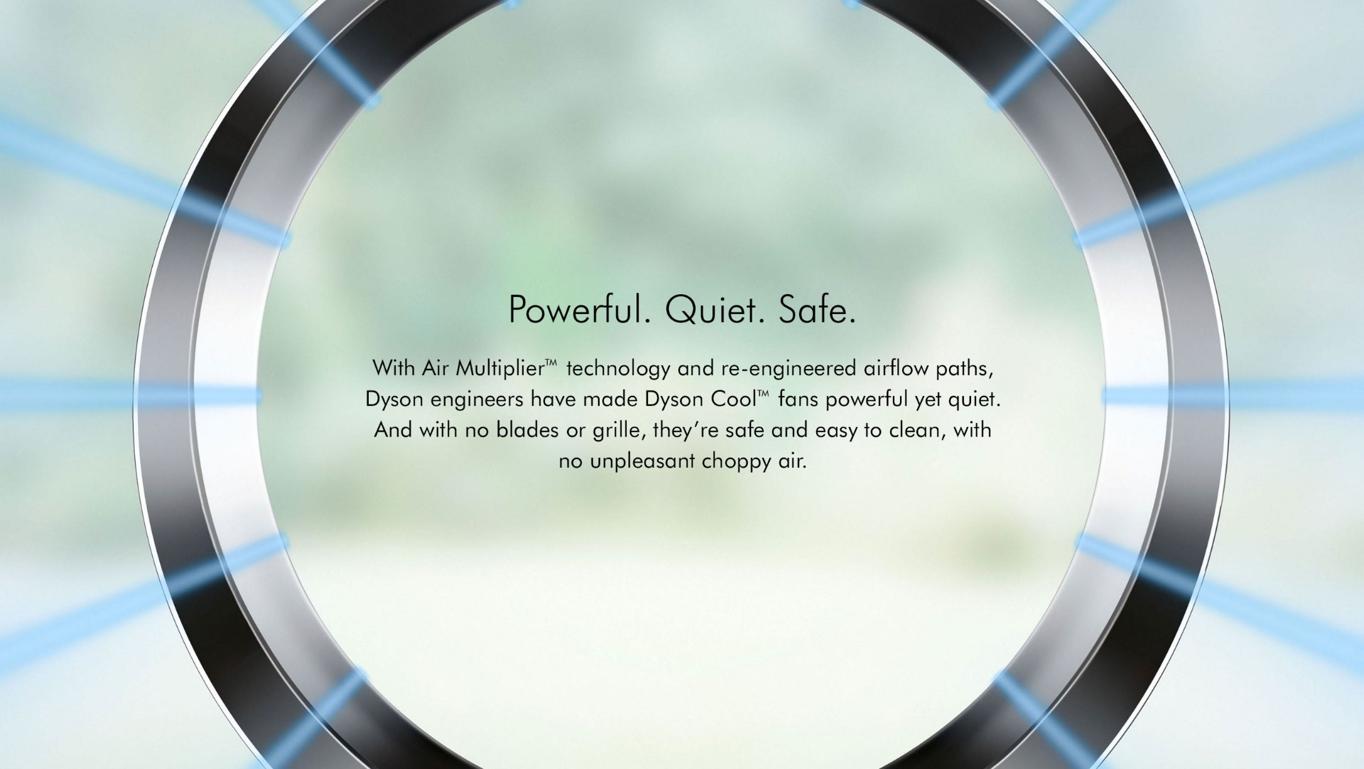 Am06 powerful +amp; Quiet and safe
